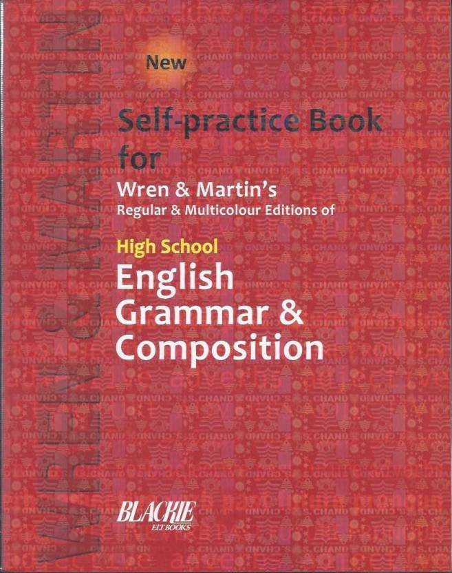 Self practice book for high school english grammar composition self practice book for high school english grammar composition fandeluxe Image collections