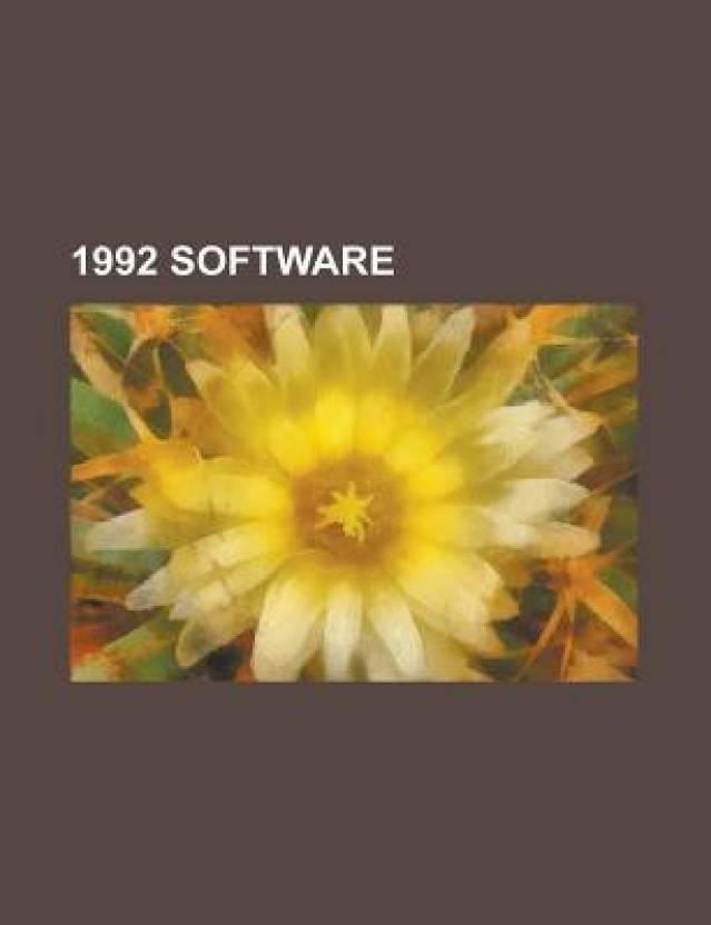 1992 Software: Lynx, Midaswww, Windows 3 1x, Violawww