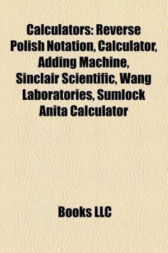 Calculators: Reverse Polish Notation, Calculator, Adding
