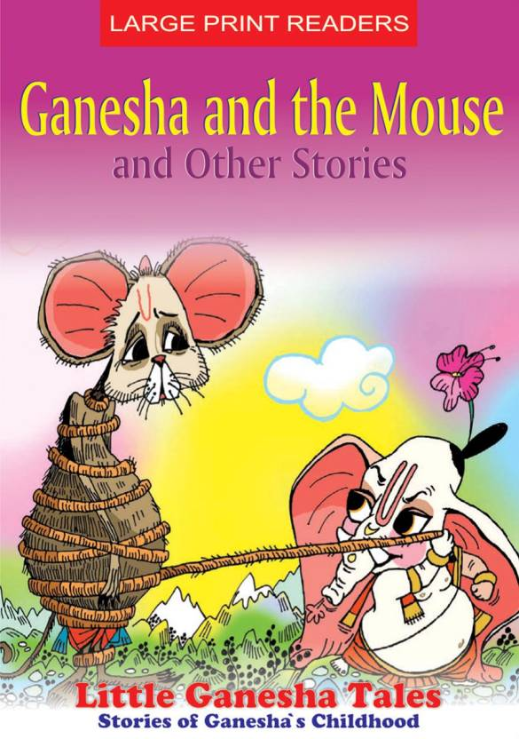 Ganesh And The Mouse Mythological Tales PB
