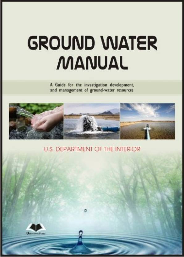 Ground Water Manual: Buy Ground Water Manual by USDI at Low Price in