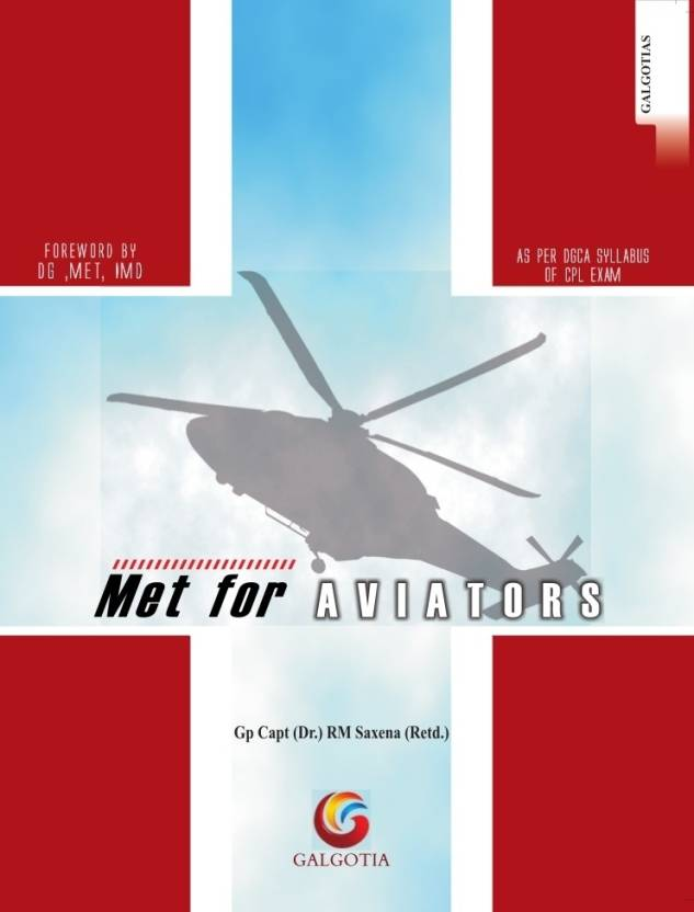 Met for Aviators PB: Buy Met for Aviators PB by RM Saxena at Low
