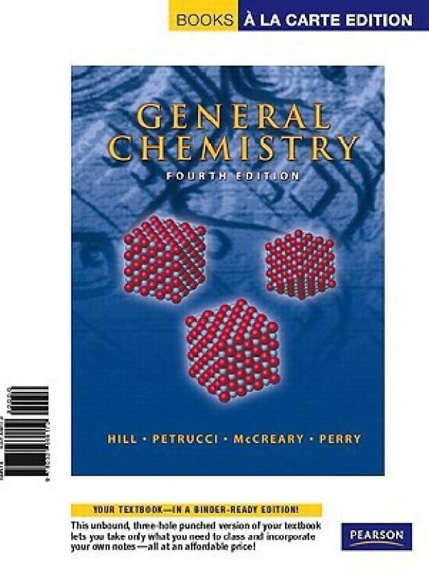 Supplement: Books a la Carte for General Chemistry - General