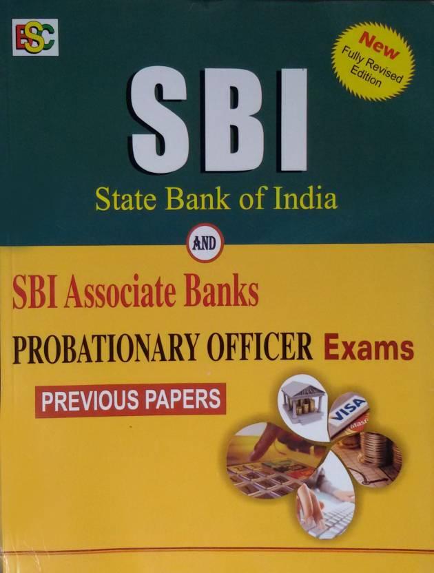 Sbi & Sbi Associate Banks Probationary Officer Exams