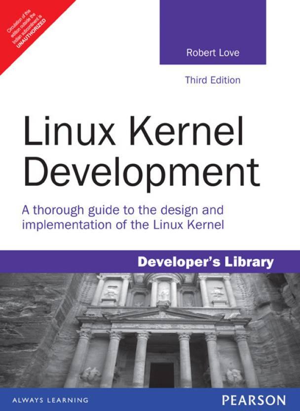 Linux Kernel Development 3 Edition