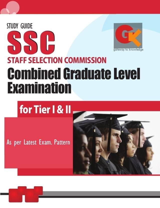 S S C Combined Graduate Level Examination PB