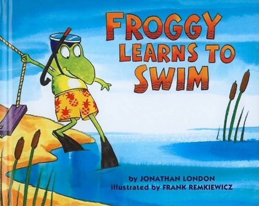 Froggy Learns to Swim (Froggy (Tb)): Buy Froggy Learns to