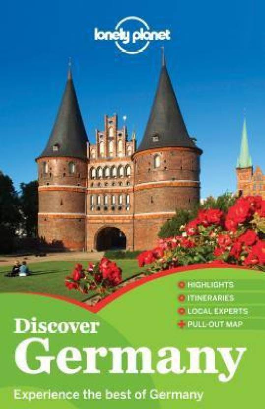 Lonely Planet Discover Germany Buy Lonely Planet Discover Germany