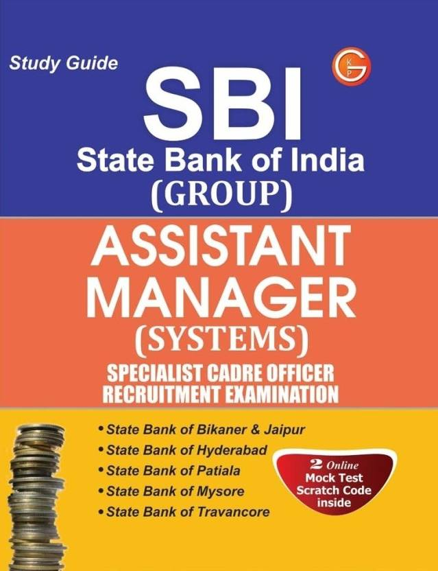 Study Guide SBI Group Assistant Manager (Systems) Specialist Cadre Off 7 Edition