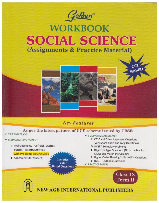 golden social science workbook class ix term 2 assignments rh flipkart com golden guide for class 9 science cbse download golden guide for class 9 social science cbse download