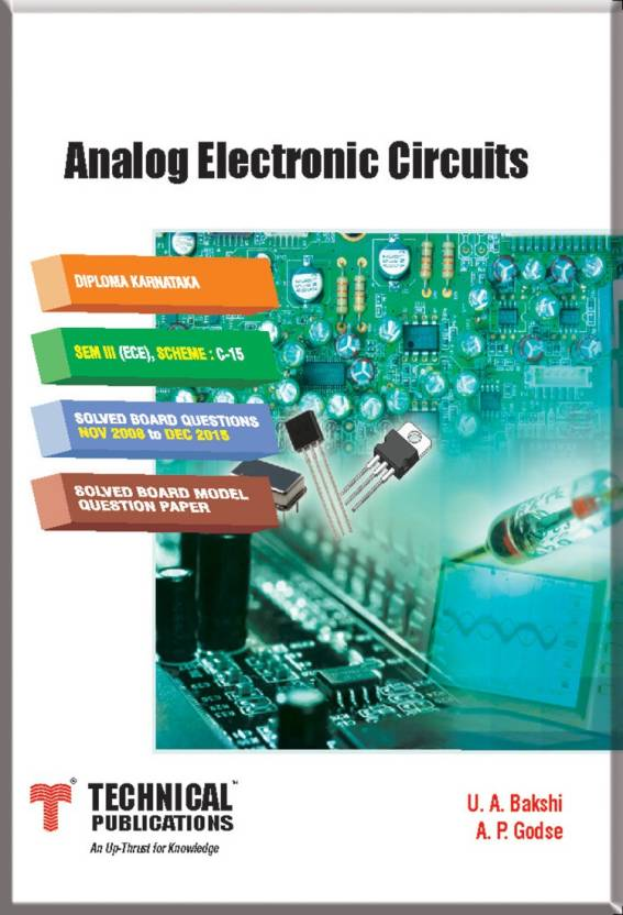 Analog Electronic Circuits for Diploma Karnataka ( Sem-III