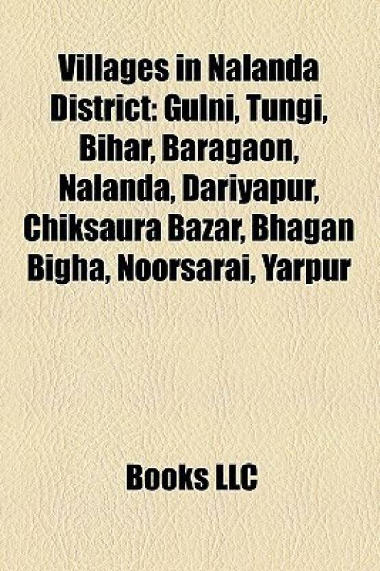 Villages in Nalanda District: Gulni, Tungi, Bihar, Baragaon