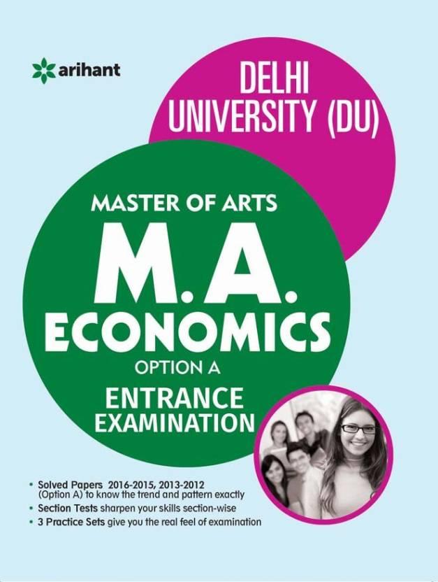 The Perfect Study Resource for - Delhi University (DU) MA