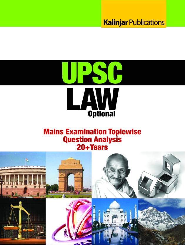 UPSC Law Optional : Mains Examination Topicwise Question Analysis 20+ Years English, Paperback, Editorial Board  available at Flipkart for Rs.126