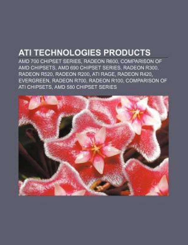 ATI Technologies products: AMD 700 chipset series, Radeon