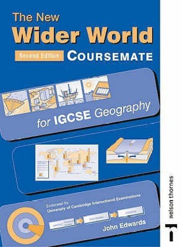 New Wider World, The: Coursemate for IGCSE Geography, 2 Ed