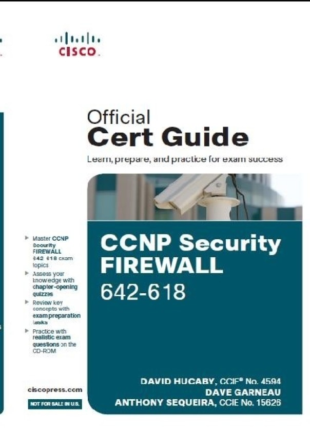 ccnp security firewall 642 618 official cert guide 1st edition buy rh flipkart com CCNP Lab Workbook Cisco CCNP Lab Kits