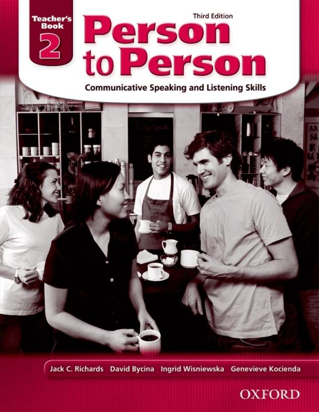 Person To Person English Book