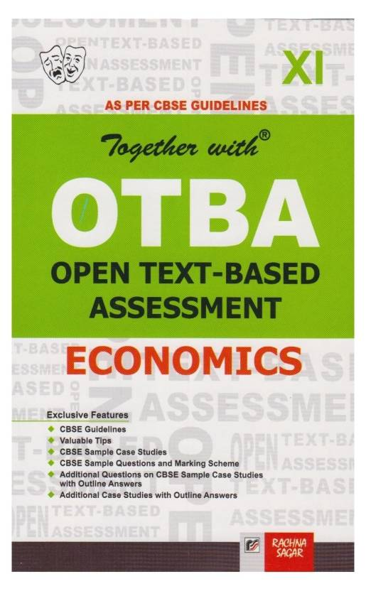 Together with OTBA - Economics (Class - 11) 1st Edition: Buy