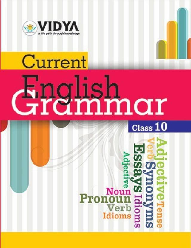 Current English Grammar - 10: Buy Current English Grammar - 10 by