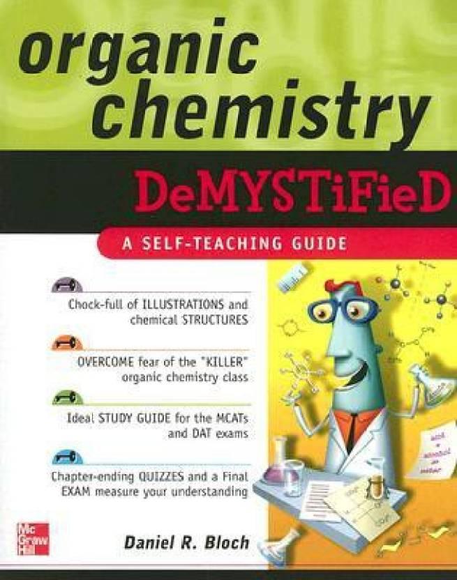 Organic Chemistry Demystified 1st Edition: Buy Organic
