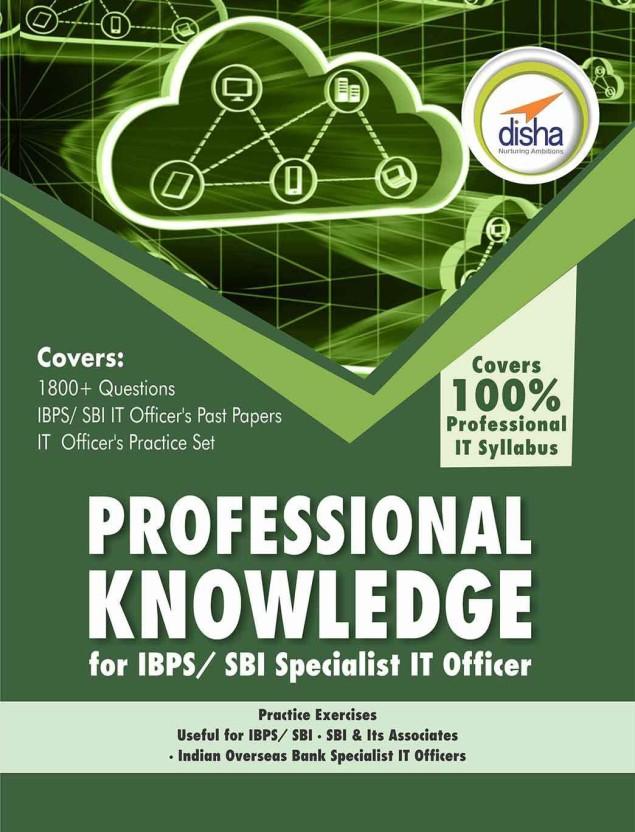 Ibps Specialist Officer Preparation Books Pdf