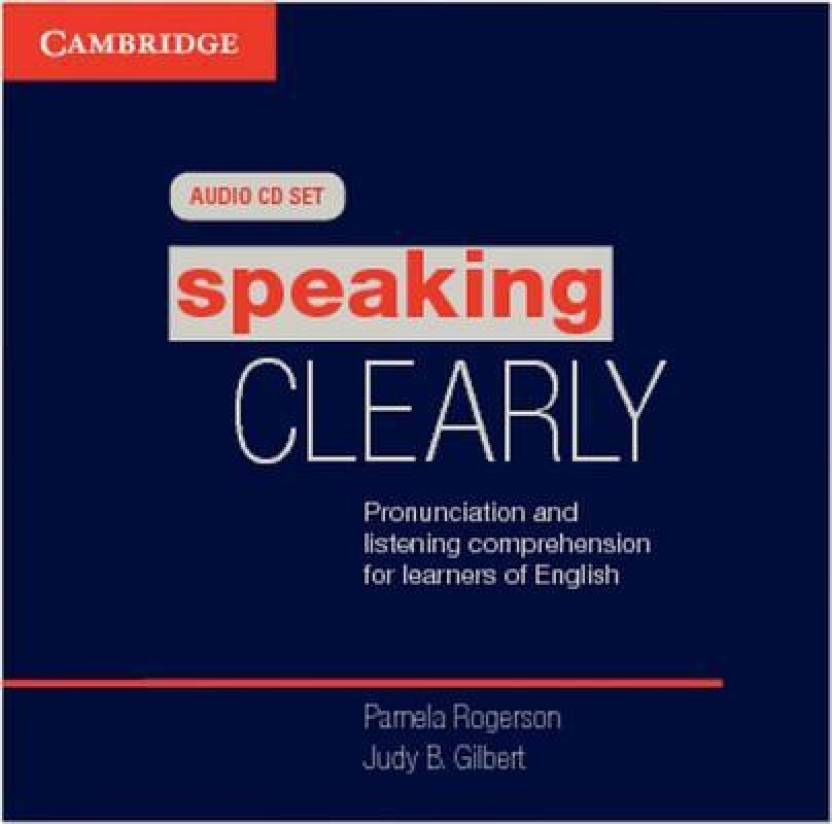 Speaking Clearly Audio CDs (3): Pronunciation and Listening