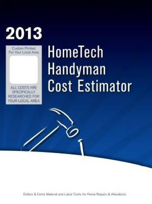 Hometech Handyman Cost Estimator: Pennsylvania 7, Pittsburgh