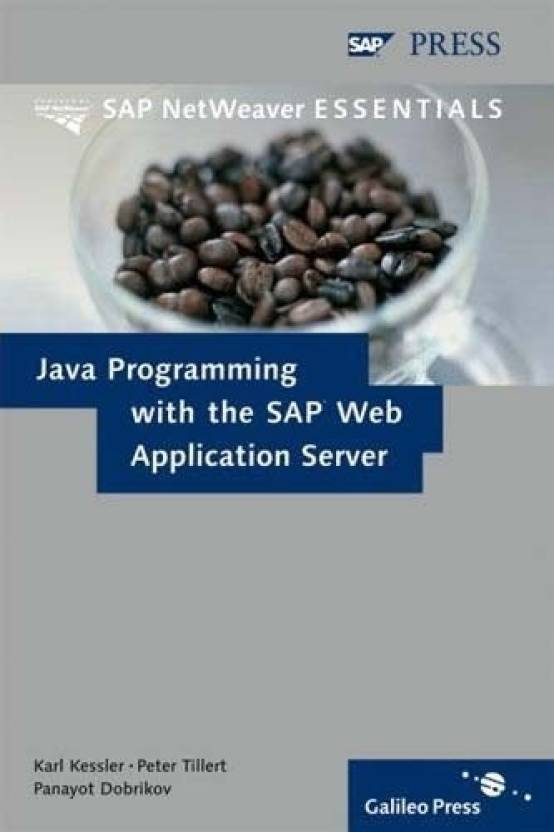 Java Programming with the SAP Web Application Server (Book