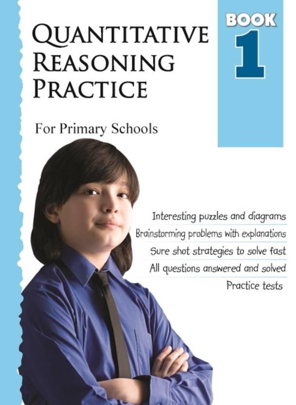 Quantitative Reasoning Practice for Primary Schools (Book 1
