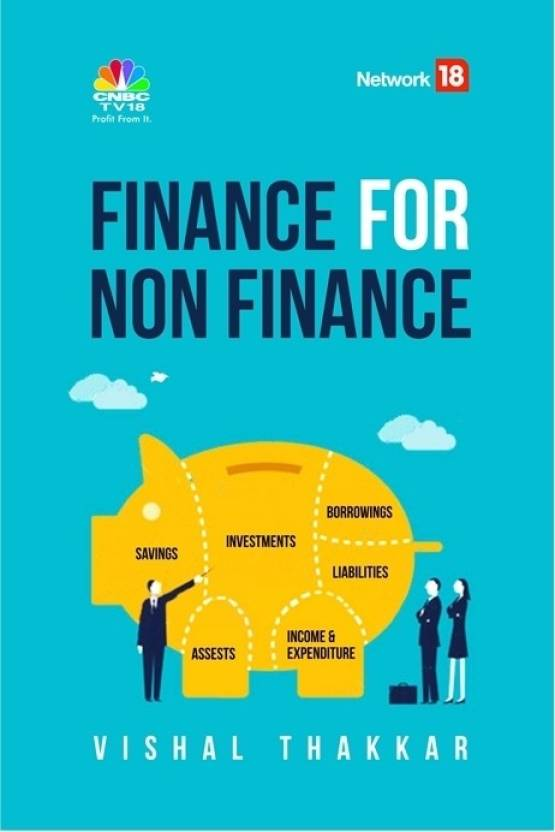 Finance for Non Finance (English) price comparison at Flipkart, Amazon, Crossword, Uread, Bookadda, Landmark, Homeshop18
