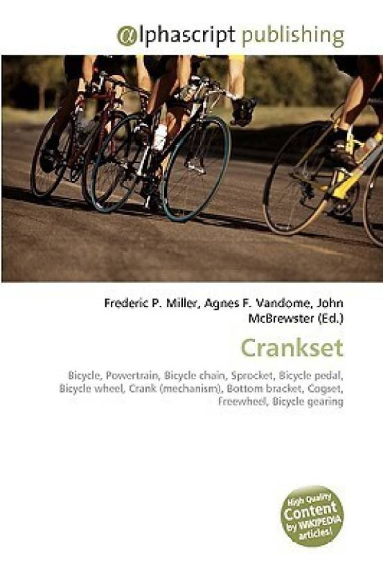 Crankset: Bicycle, Powertrain, Bicycle chain, Sprocket