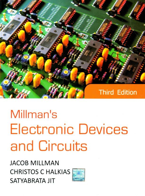 Electronic Devices and Circuits 3rd  Edition