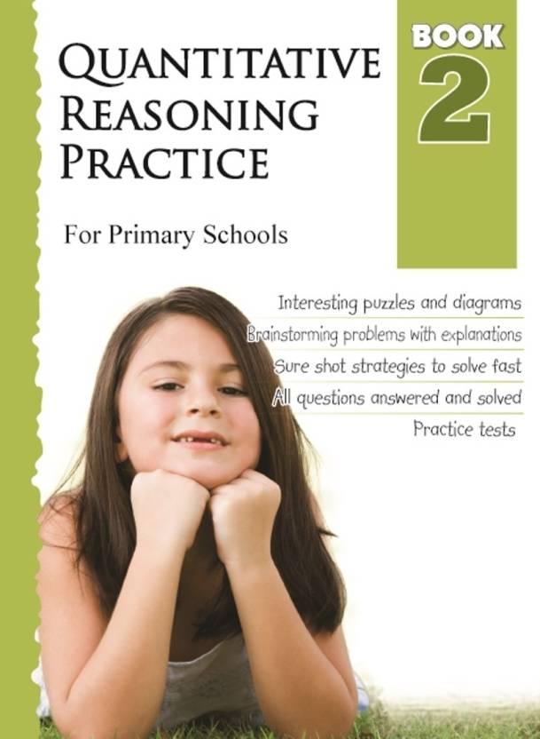 Quantitative Reasoning Practice for Primary Schools (Book 2