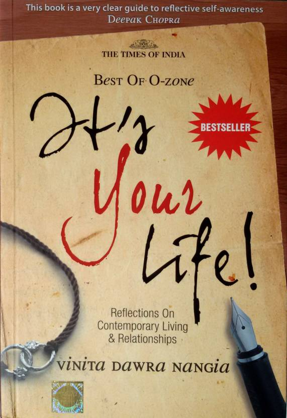 It's Your Life: Reflections on Contemporary Living & Relationships price comparison at Flipkart, Amazon, Crossword, Uread, Bookadda, Landmark, Homeshop18