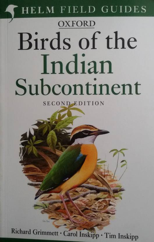 Birds of the Indian Subcontinent 2nd Edition