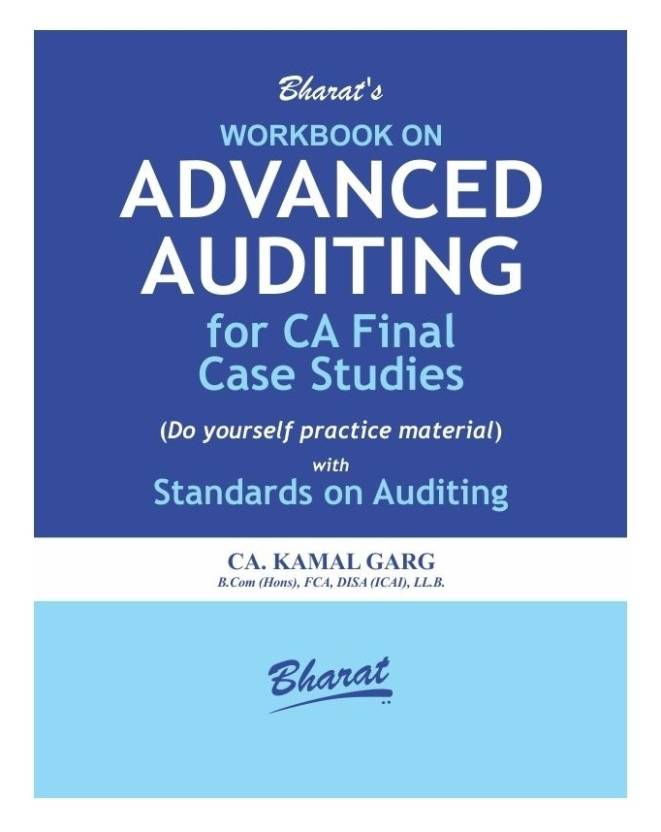 Workbook on advanced auditing for ca final case studies 1st edition workbook on advanced auditing for ca final case studies 1st edition solutioingenieria Choice Image