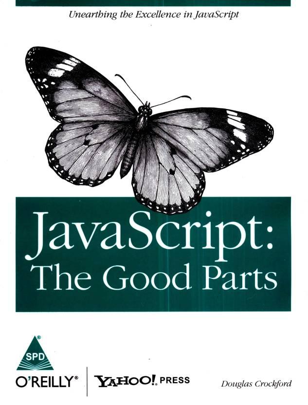 JavaScript: The Good Parts 1 Edition