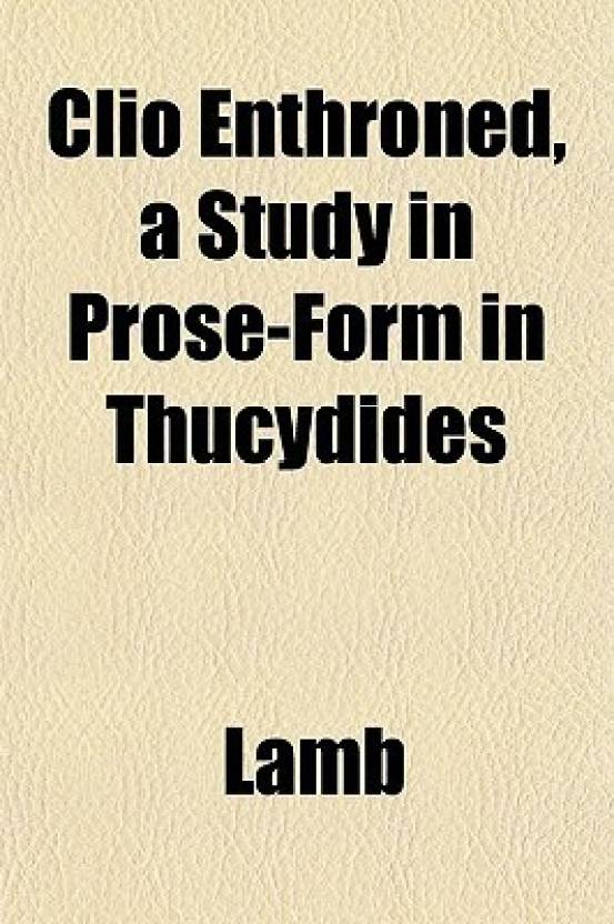 what is prose form