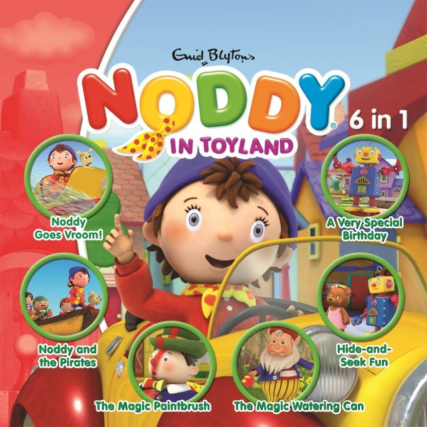 893e09c6ee Noddy in Toyland Collection (Set of 6 Books)  Buy Noddy in Toyland ...