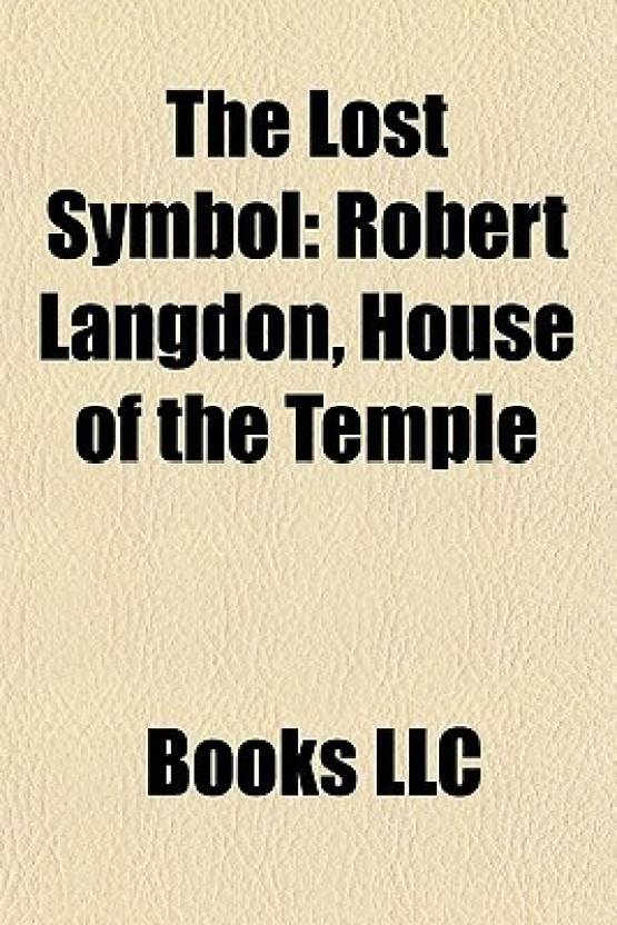 The Lost Symbol Robert Langdon House Of The Temple Buy The Lost