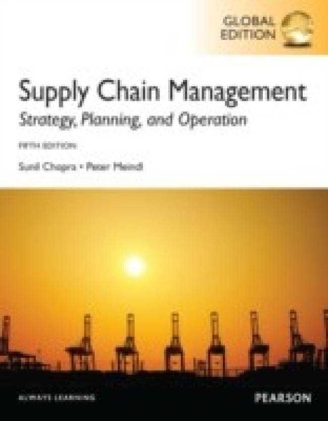 supply chain management revised
