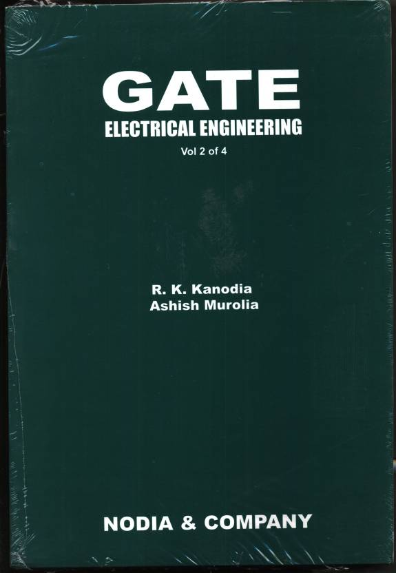 Gate Electrical Engineering Vol 2 of 4 1st Edition - Buy Gate Electrical Engineering Vol 2 of 4 ...