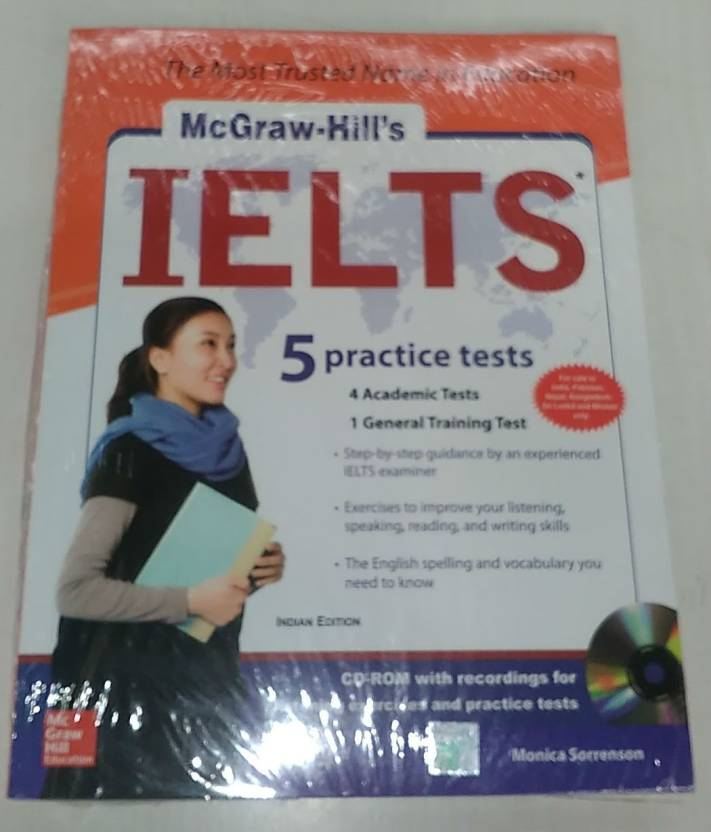 IELTS 5 Practice Test With Audio CD