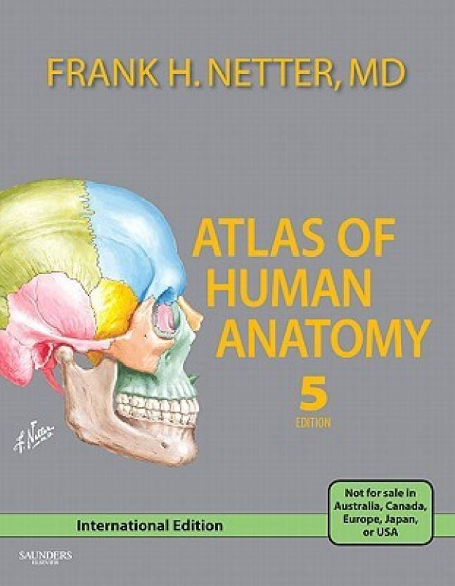 Atlas Of Human Anatomy 5th Edition Buy Atlas Of Human Anatomy 5th