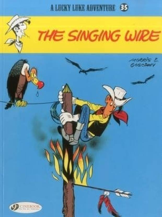 The Singing Wire: Lucky Luke Vol. 35 - Buy The Singing Wire: Lucky ...
