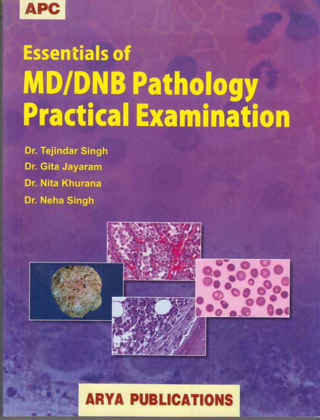 APC Essentials of MD/DNB Pathology Practical Examination