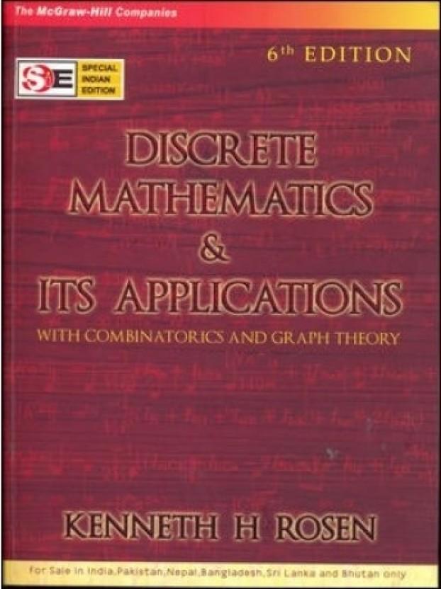Kenneth Rosen Discrete Mathematics And Its Applications Pdf