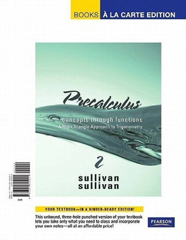 Precalculus: Buy Precalculus by Sullivan at Low Price in
