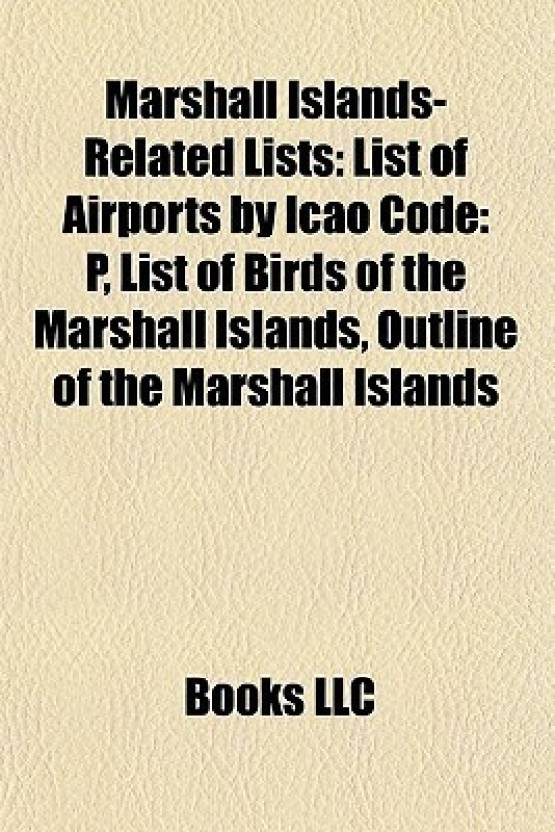 Marshall Islands-Related Lists: List of Airports by Icao